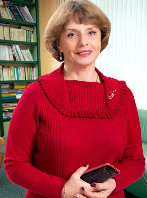 Агафонова Светлана Анатольевна