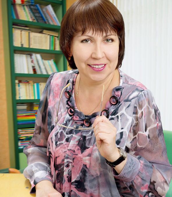 Шпренгер Светлана Сергеевна
