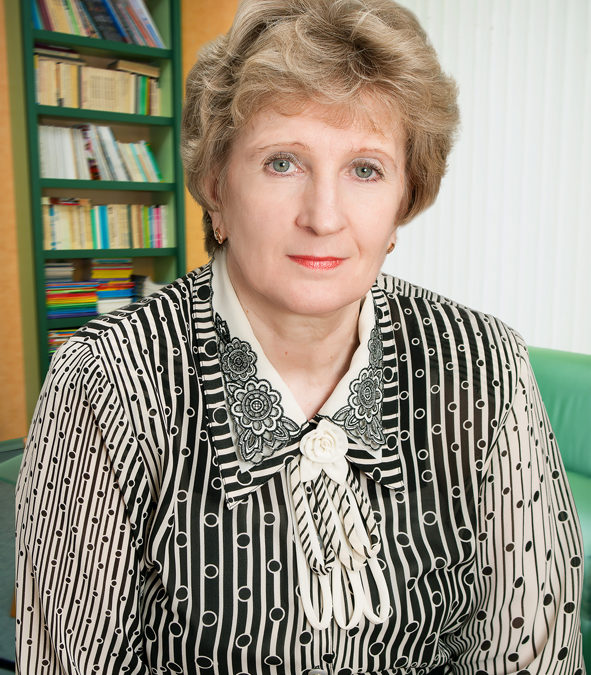 Настащук Людмила Васильевна