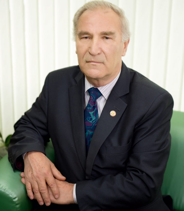 Черепанов Геннадий Тихонович