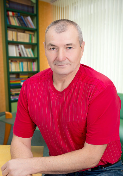 Касимов Альберт Михайлович