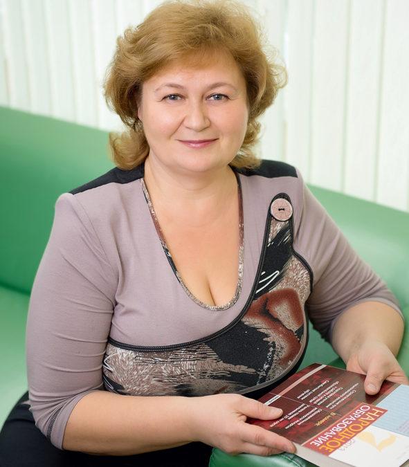 Киселева Светлана Михайловна