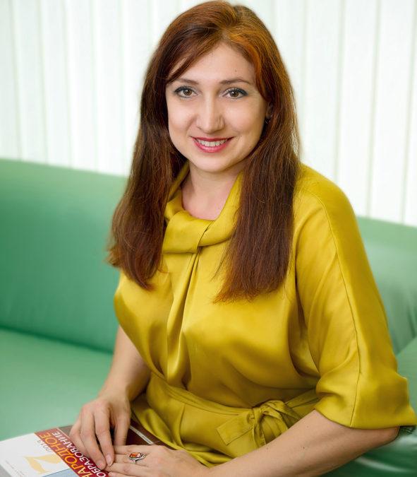 Мыцик Анжела Михайловна