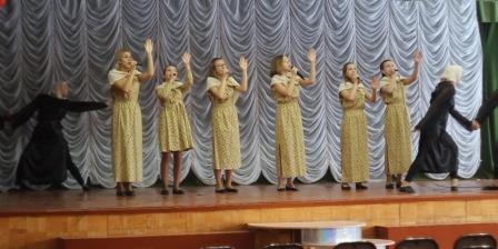 Конкурс патриотической песни «Моя Россия»